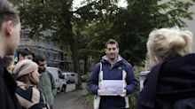 Berlin through new eyes: Syrian refugees offer guided tours