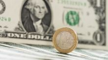 Euro bounces around during Tuesday session