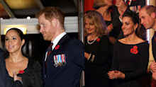 Meghan Markle, Prince Harry, Kate Middleton, Prince William team up for Remembrance Day