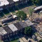 Baltimore Gas Explosion Kills 1, Levels Homes
