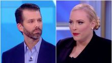 Meghan McCain Confronts Donald Trump Jr. And Sort Of Gets An Apology