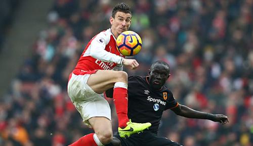 Premier League: Arsenal: Koscielny fühlt sich unter Wenger wohl