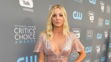 Kaley Cuoco Celebrates Pink-Themed Bachelorette Party With Lots of Dancing to Britney Spears and Beyoncé