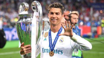 Real Madrid legend Ronaldo signs for Juventus