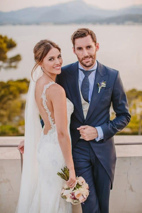 7f0d8e98d  p La de Helen Lindes y Rudy Fernández ha sido una de las bodas