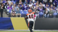 Brandon Wilson opens Bengals game with 92-yard touchdown