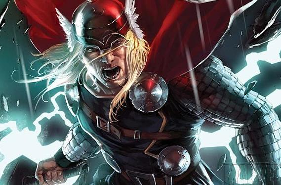 Thor and Captain America games due in 2011