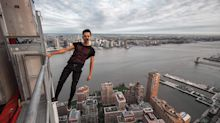 Instagram Sensation Justin Casquejo, Arrested Again For Climbing New York Skycraper