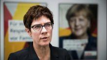 Kramp-Karrenbauer: Bei Spitzengespräch auch Zustand der Koalition bewerten