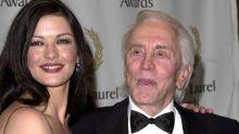 Catherine Zeta-Jones Celebrates Kirk Douglas' 101st Birthday With Sweet Post