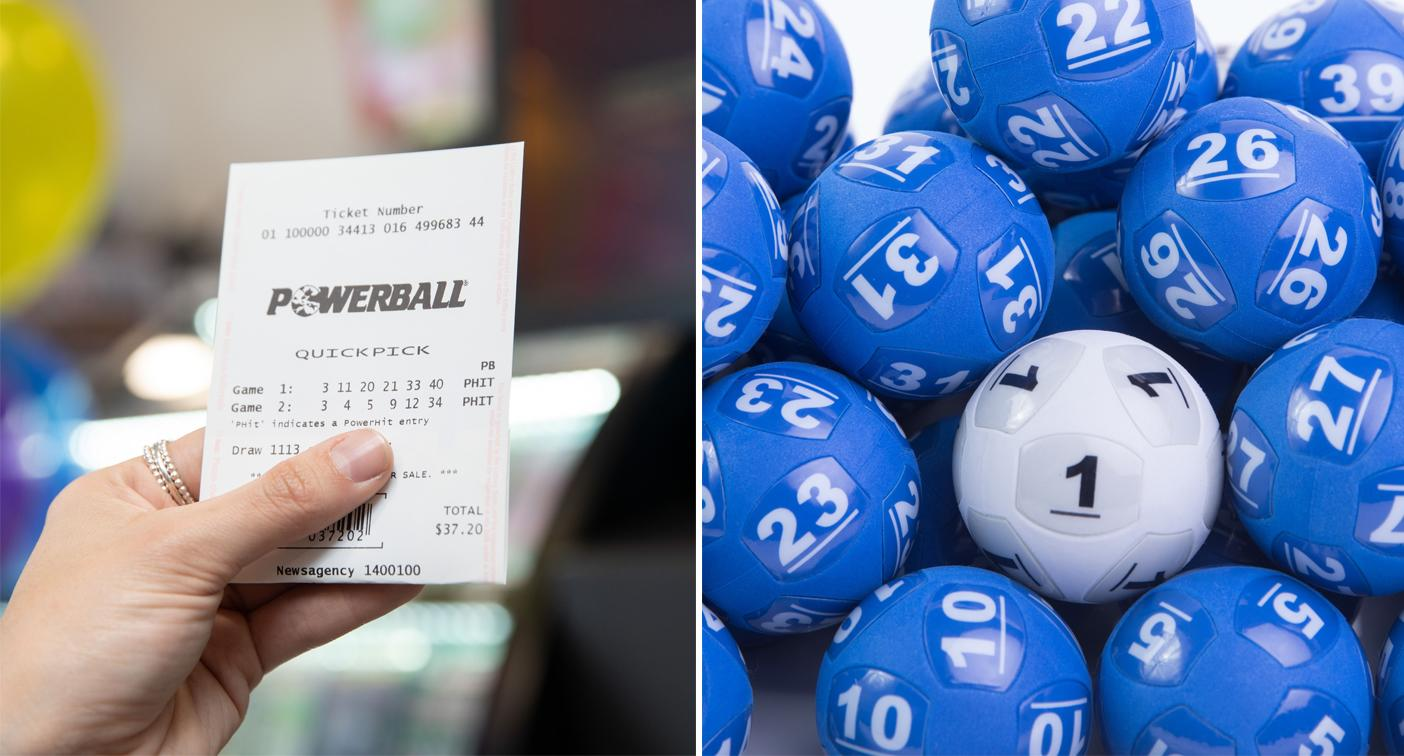 Us Powerball Divisions