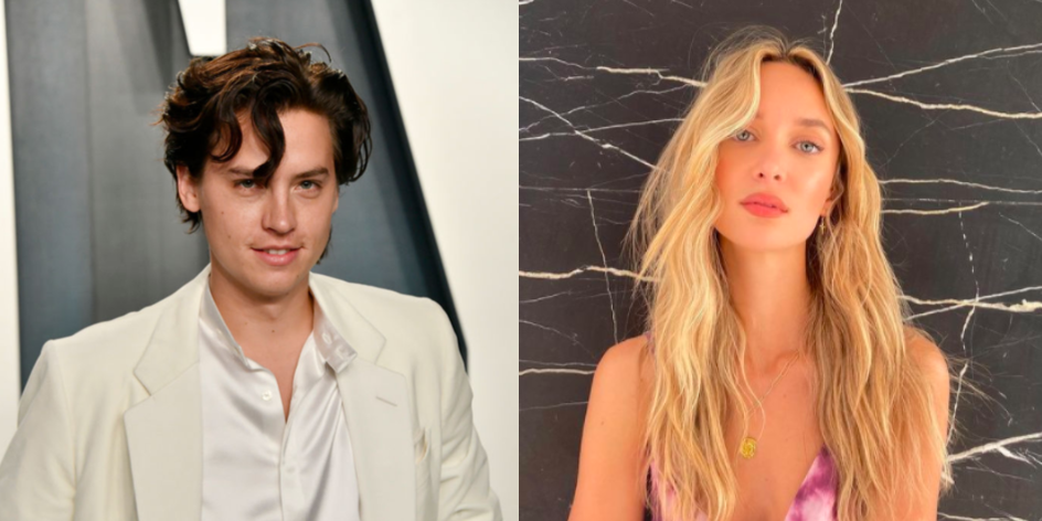 Riverdale S Cole Sprouse Confirms Relationship With Ari Fournier Lili reinhart responds to cole sprouse cheating with kaia gerber. yahoo style uk