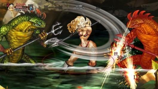 Dragon's Crown introduces the Amazon