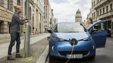 This idea for charging your electric car is light-years ahead