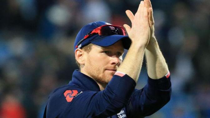 Eoin Morgan century leads England to 72-run victory over South Africa in first ODI at Headingley