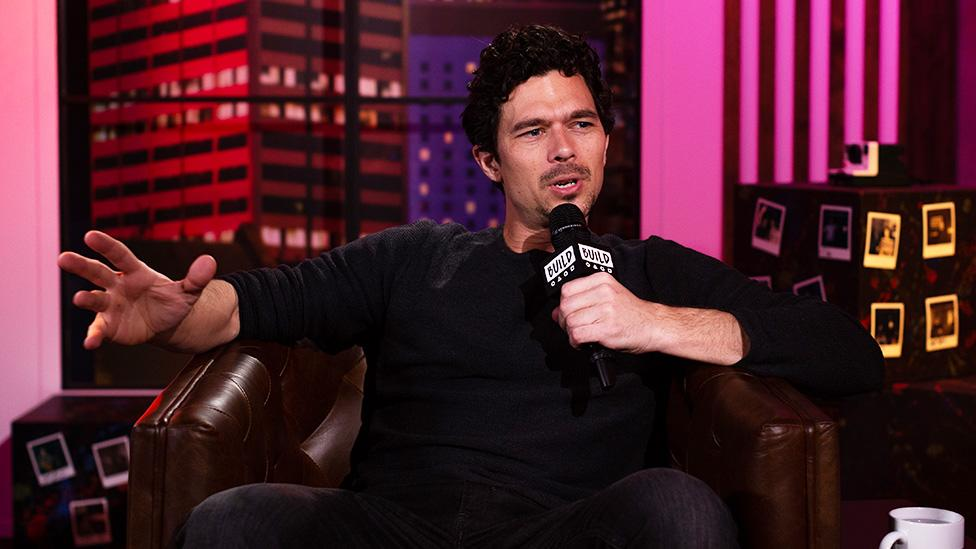 Luke Arnold reflects on playing Michael Hutchence, Black Sails and his new book