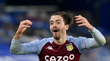Villa's Grealish out of Sheffield United trip as 'frustrating' injury continues