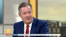 'GMB': Piers Morgan reveals awkward encounter with Prince Philip