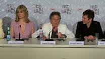 Roman Polanski back at Cannes with 'Venus in Fur'