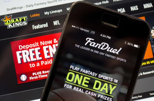 DraftKings and FanDuel may be serious about a merger