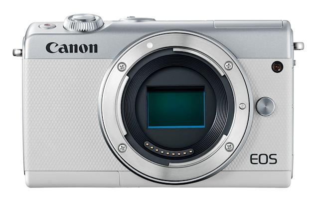 Canon's budget mirrorless M100 gets a big sensor upgrade