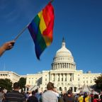 'This is discrimination, plain and simple': Trump's ban on transgender military service deemed a 'vile attack' on LGBTQ Americans