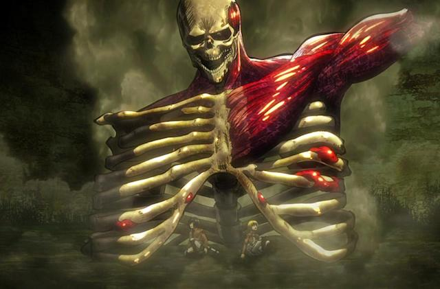'Attack on Titan' gets same-day release for English speakers