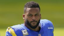 Aaron Donald accuser walks back assault claim after exonerating video emerges