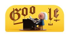 El Google Doodle de Sebastian Bach te ayuda a crear melodías con IA