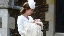 How much will be wasted on celebrating Princess Charlotte's birthday?