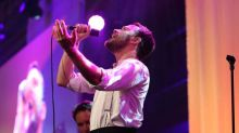 Will Young back on stage just days after Strictly Come Dancing exit
