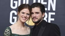 Game Of Thrones' Rose Leslie and Kit Harington welcome baby boy