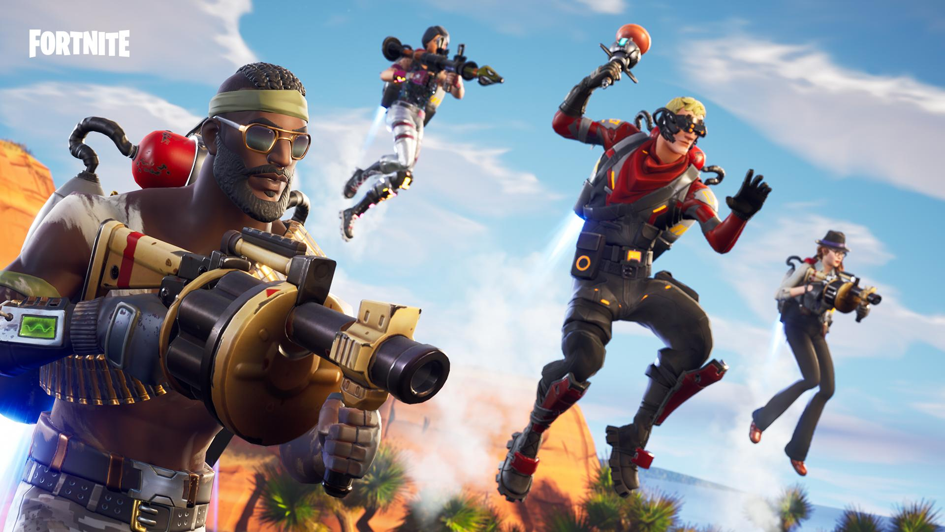 Epic Games Delays 'Fortnite' Account Linking Feature