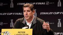 Peter Laviolette named coach of Washington Capitals
