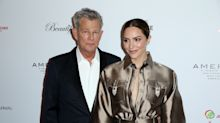 It's official: Katharine McPhee and David Foster marry in London