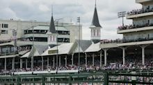 Churchill Downs weighs in on Justify's failed drug test