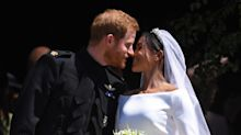 Prince Harry and Meghan's 'royal wedding effect' helps boost Royal Collection to record visitors and gift sales