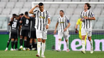 Juve, Madrid ousted in big Champions League night