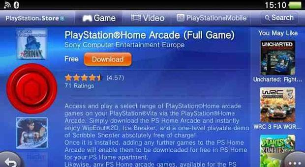 PlayStation Home Arcade brings parts of Sony's Second Life-esque world to PlayStation Vita