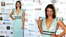 Ana Guerra triunfa en la alfombra roja de los premios de Sevilla Magazine 2019