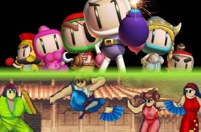Bomberman Live and Yie Ar Kung Fu available!