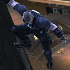 Games that could be MMOs: Crackdown