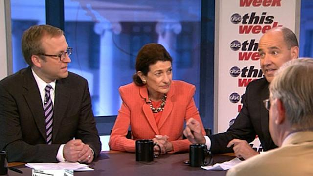 Roundtable II: This Week in Politics