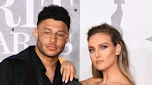 Perrie Edwards jokes about Alex Oxlade-Chamberlain proposal