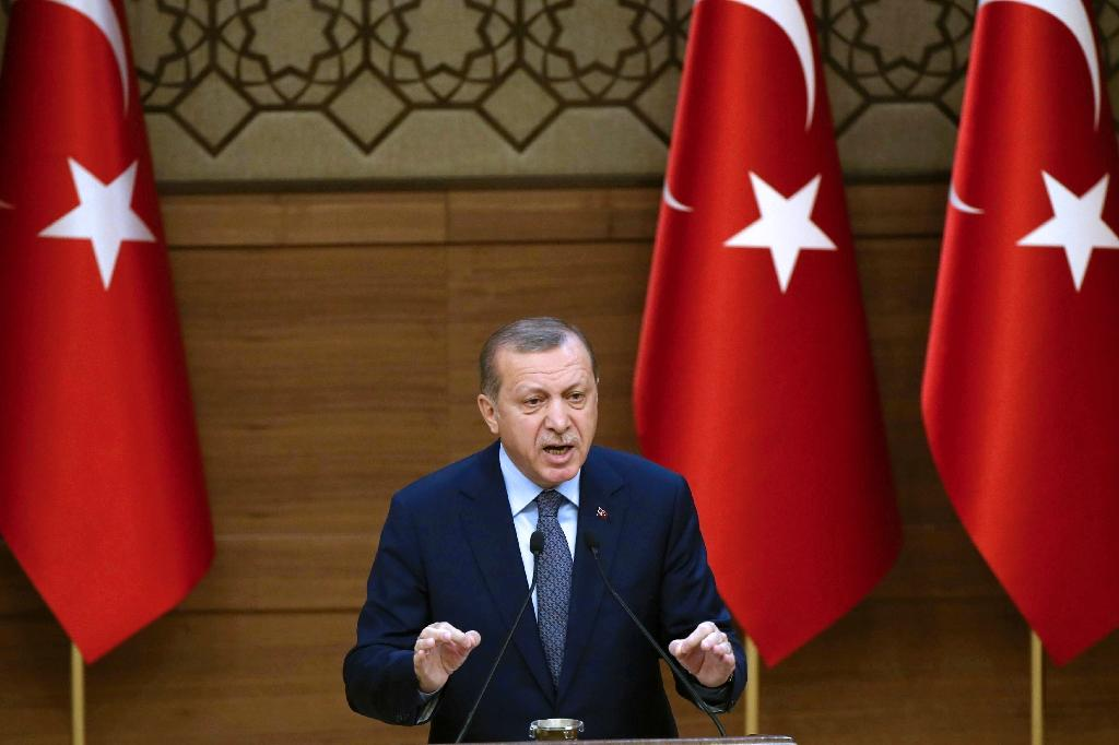 Relations between the EU and Turkey have soured in the past year over human rights and freedom of speech issues