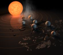 NASA: There Are 7 Earth-Size Planets 40 Light Years Away, Some Could Have Water