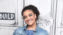 Laurie Hernandez launches a body-positive clothing line