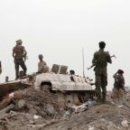 Yemeni separatists extend control in south, Saudi-led forces strike capital