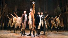'Hamilton' breaks another record: Most Olivier Award nominations ever