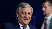 May had nothing new on Brexit for summit, but tone calm - Tajani